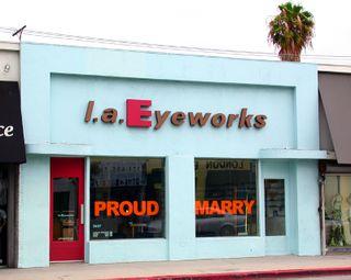 L.a.Eyeworks_Melrose_Proud Marry