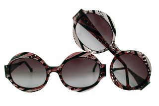 L.a.Eyeworks_Montrose_Red Static_duo stack_lo-res