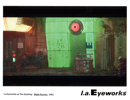 l.a.Eyeworks as The Eyeshop