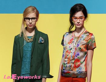 O'Connell and Rerun in New York Fashion Week