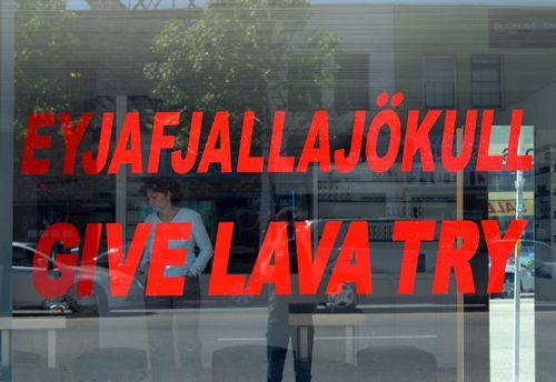 Eyjafjallajokull Give Lava Try