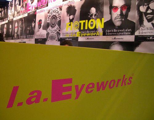l.a.Eyeworks in Milan!